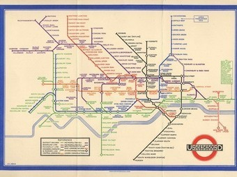 On Sesquicentennial of First Tube Ride, a Look at the Incredible Design Influence of London Underground | Beautiful Books | Scoop.it