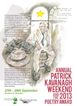 Patrick Kavanagh Weekend - Patrick Kavanagh Centre Inniskeen Co. Monaghan | The Irish Literary Times | Scoop.it