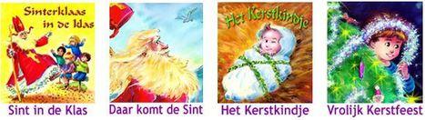 Sint-Kerstverhalen van Leesmevoor.nl staan nu op Booxalive.nl   Booxalive.nl - verhalen voorleessite voor alle leeftijden   Scoop.it