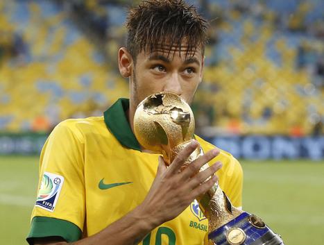 Le Brésil de Neymar - Les qualifiés pour le Mondial 2014 - Football - Sport 24 | Coupe du monde 2014 - Brésil | Scoop.it