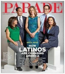 """""""Parade of Voices"""" Latinos changing America   Hispanic Post   Scoop.it"""