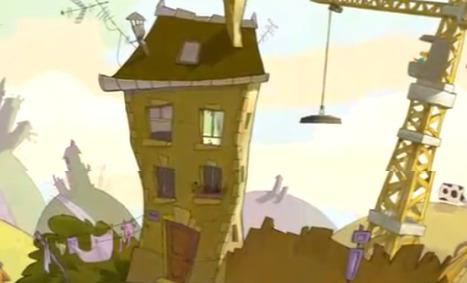 Court-Métrage « Le Building » - Insuf-FLE | TICE & FLE | Scoop.it