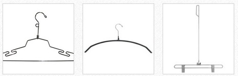 Standard Quality and More Stylish Metal Hangers | Rollingracks.ca – Shop for wholesale and retail rolling racks, collapsible clothing racks, bags, steamer, hangers & much more in Canada, Toronto and around. | Scoop.it