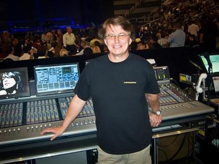 Veteran Front Of House Engineer Chris Madden Takes VENUE Out With Sade - Buzz | FOH Engineer | Scoop.it