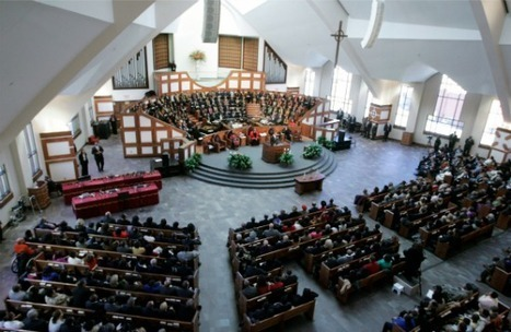 No Politics in Church? Not So Fast. | Law and Religion | Scoop.it
