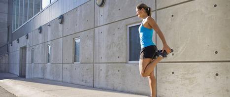 Los estiramientos son la clave: cómo realizarlos correctamente . | Educación Física | Scoop.it