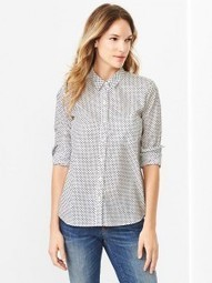 3 Stylish Ways to Rock the Boyfriend Shirt! | World of Fashion!! | Scoop.it