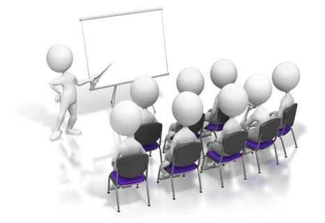 HORROR. Me han pedido que haga una presentación en el proceso de selección | Zamora Formación | Scoop.it