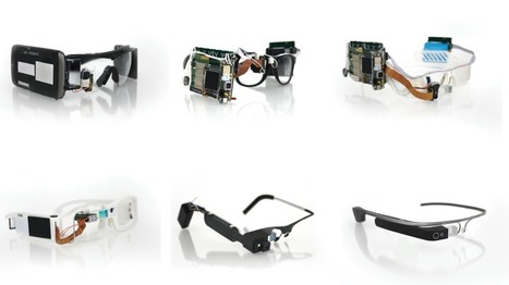 Nueva patente de Google Glass 2, ¿más que un rediseño? | Mobile Technology | Scoop.it