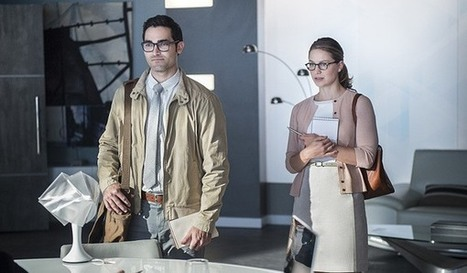 Superman Is Going To Be All Over Supergirl Season 2, Here's The Evidence - CINEMABLEND | Comic Book Trends | Scoop.it