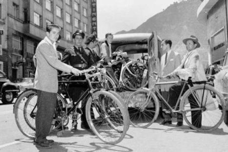 La ciclovía de Bogotá cumple 40 años: una historia sobre ruedas | Bogotá Cultural | Scoop.it