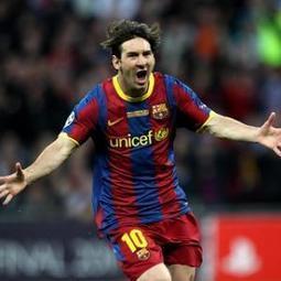 Messi world's highest-paid footballer | Lionel Messi | Scoop.it