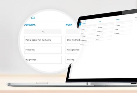 Le gestionnaire de tâches mobile Any.do lance une version Web | MOOC Francophone | Scoop.it