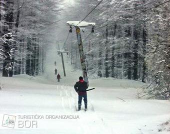 Planina Crni Vrh | Turizam u gradu Boru | Scoop.it