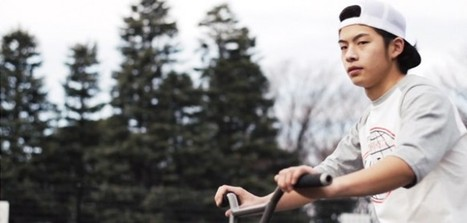 YUU YAMAMOTO, PHOTOGRAPHE ET BMX KILLER | The Rider Post, l'actu des sports extrêmes | Just riding & Having fun ! | Scoop.it