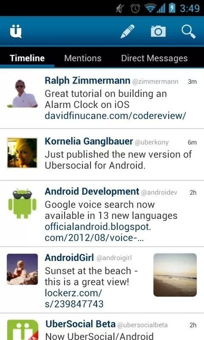 UberSocial PRO for Twitter v2.5.2.0 | ApkLife-Android Apps Games Themes | Android Applications And Games | Scoop.it