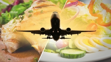 11 Strategies for Eating Healthy on a Business Trip | Weight Loss News | Scoop.it