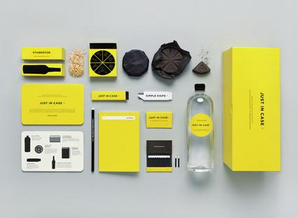 Fin du monde pour 2012 et après ? Just in case voici un kit de survie minimaliste | arts graphiques | Scoop.it