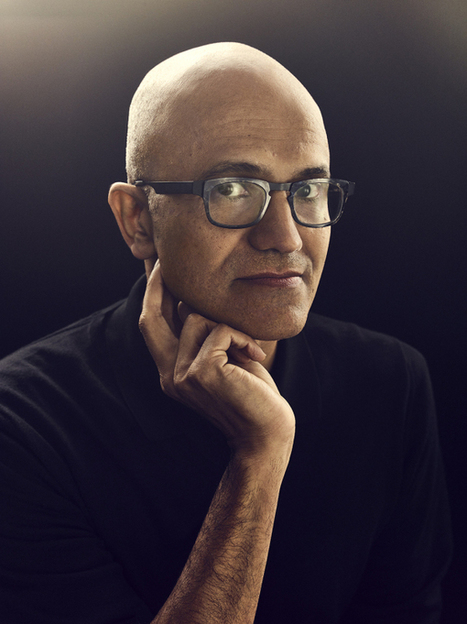 The Man Who Is Transforming Microsoft | Tech Check | Scoop.it