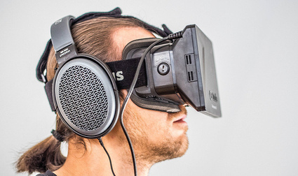 Facebook rachète les casques de réalité virtuelle Oculus Rift | Clic France | Scoop.it