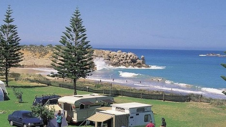 Australia's top Beachside Caravan Parks | Caravanning Camping Tips, Holidays & Accessories | Scoop.it