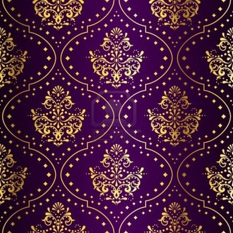 Indian damask pattern | Year 3-4 Arts: Visual arts - Indian patterns | Scoop.it