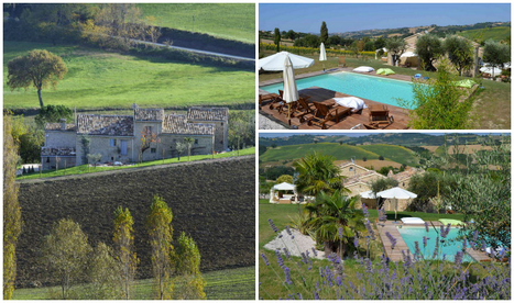 Best Le Marche Accommodation: Antico Borgo, Castiglioni di Arcevia | Le Marche Properties and Accommodation | Scoop.it