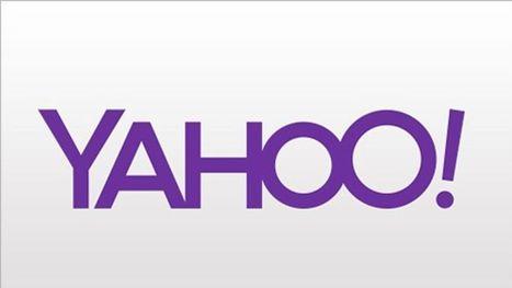 Yahoo! fait campagne pour son nouveau logo | Communication | Scoop.it