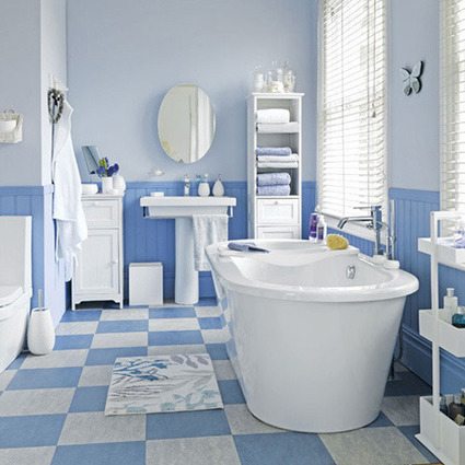 Bathroom Flooring Ideas | Bathroom Design Ideas 2012 | Scoop.it