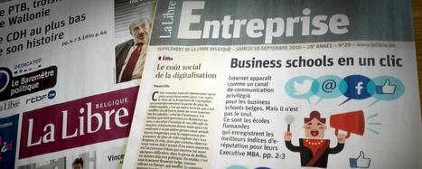 Analyse e-réputation des Executive MBA en Belgique - REPUTATION 365 | E-réputation et identité numérique | Scoop.it