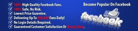 Buy cheap facebook likes - Socialnoticed.co | Buying facebook likes | Scoop.it