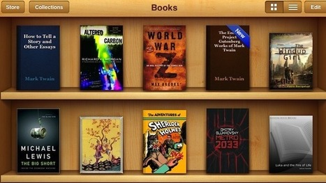 Reading Books on Tablets Is Dumb   LibraryLinks LiensBiblio   Scoop.it