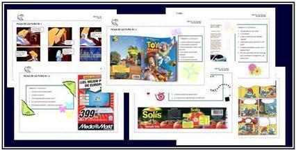 Colección de textos para comprensión lectora. Parte 1 - Escuela en la nube | Educapeques Networks. Portal de educación | Scoop.it