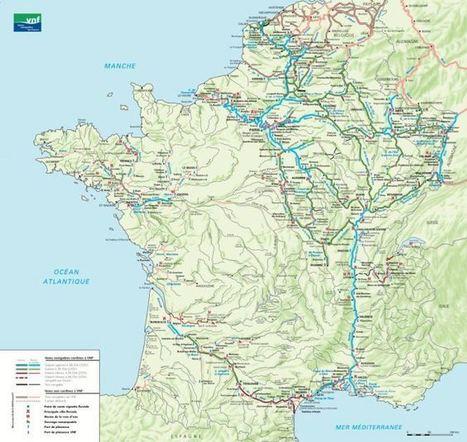 Le transport fluvial : le futur de la logistique des déchets ? - EcoGisements | Logistique et Transport GLT | Scoop.it