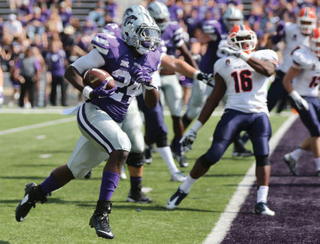 KSU's Jones has high hopes for running game | Sports | hdnews.net | All Things Wildcats | Scoop.it