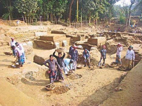 16 Buddhist stupas found at Nateshwar | The Daily Star (Bangladesh) | Kiosque du monde : Asie | Scoop.it