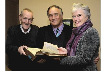 Herne Bay Times reunites Bible with family of former owners - This is Kent | Christian News | Scoop.it