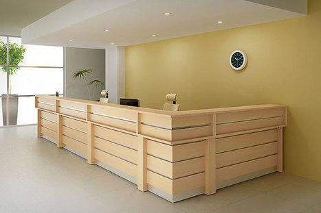 Lada recepcyjna Btx | Office furniture | Scoop.it