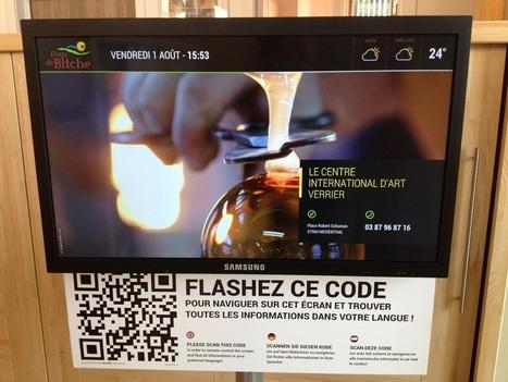 Office de Tourisme du Pays de Bitche - La vitrine numérique, un nouvel outil au service de l'accueil | Animation Numérique de Territoire | Scoop.it
