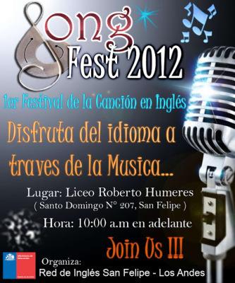 Redes de Docentes de Inglés: Songfest 2012 del RDI SanFelipe | Unconference EdcampSantiago | Scoop.it