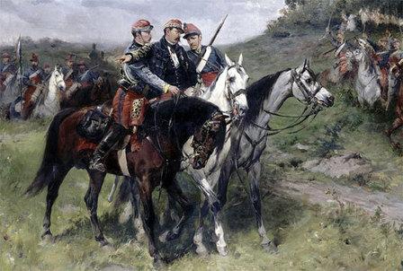 2 septembre 1870 - Napoléon III est fait prisonnier à Sedan   Racines de l'Art   Scoop.it