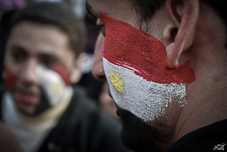 The role of social networking in the Arab Spring | AP Human Geography Education | Scoop.it