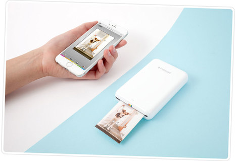 New from Polaroid: the Zip Instant Printer   Iphoneography   Scoop.it
