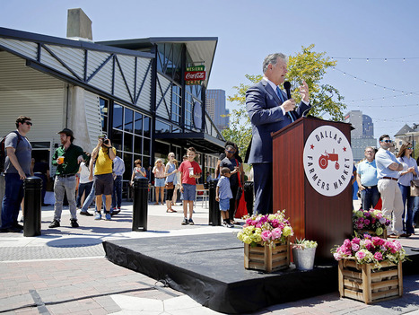 Revamped Dallas Farmers Market hopes to make weekday traffic stronger | Texas Lots and Land | Scoop.it