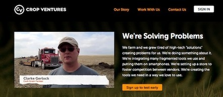 Brand Storytelling: How Crop Ventures Got My Attention | Just Story It | Scoop.it