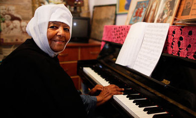 Rhythm divine: the Ethiopian nun whose music enraptured the Holy ... | Niche Publishing | Scoop.it