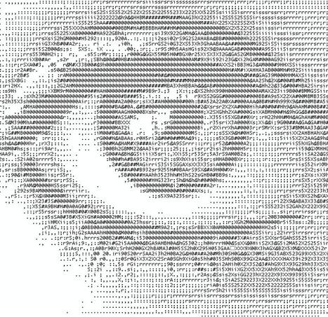 Imagetext | ASCII Art | Scoop.it