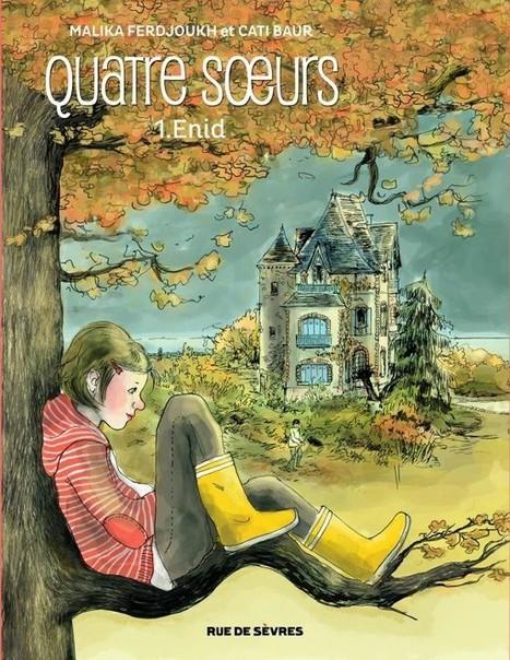 Quatre sœurs | Club lecture collège JJR | Scoop.it