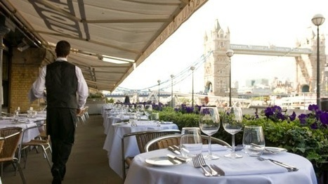 The Check-in-london.com Blog: London's Top Waterside Restaurants   London   Scoop.it