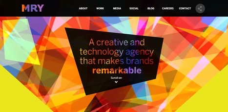 Excellent Examples of Responsive Web Design That Will Inspire You Today ~ Web Designer Pad | Web Design | Scoop.it